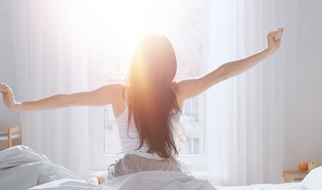 睡眠の質を⾼める役割も